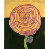 Stylised Rose, by Charles Rennie Mackintosh (V&A Custom Print)