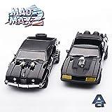Auto Art 1/43 Mad max 2 マッドマックス The Road Warrior Interceptor(インターセプター)&Enermy Car
