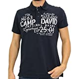 CCU 5555 3187 DS|Camp david Polo Deep Sea|XL