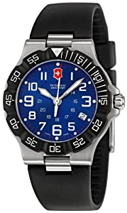 Victorinox Swiss Army Men's 241410 Summit XLT Blue Dial Watch by Victorinox Swiss Army