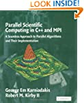 Parallel Scientific Computing in C++...
