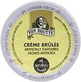 Van Houtte Creme Brulee Coffee, 24 Count K-Cups for Keurig Brewers