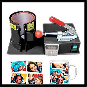 Mug Cup Heat Press Transfer Machine