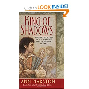 King of Shadows (Sword in Exile, Book 2) by Ann Marston