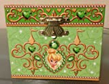 Disney Parks Exclusive Tinkerbell Musical Jewelry Box Tinker Bell