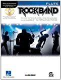 Rock Band-Flute [With CD (Audio)] (Hal Leonard Instrumental Play-Along)