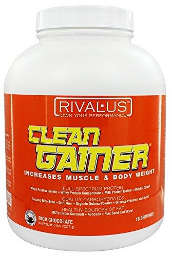Clean weight gainer