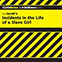 Incidents in the Life of a Slave Girl: CliffsNotes (       UNABRIDGED) by Durthy A. Washington Narrated by Kate Rudd