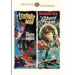 Leopard Man, The/Ghost Ship, The