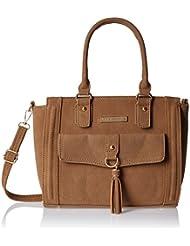 Lino Perros Women's Handbag (Brown) - B01KOHZ3FA
