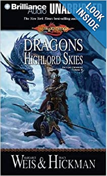 Dragons of the Highlord Skies (The Lost Chronicles, Vol. 2