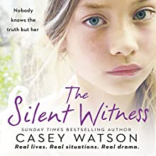 The Silent Witness Audiobook by Casey Watson Narrated by Kate Lock
