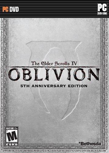 Oblivion 5th Anniversary ed.