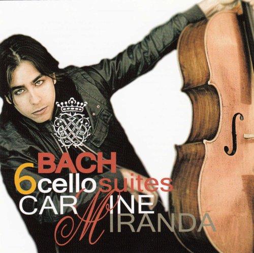 CD : J.S. BACH - 6 Bach Cello Suites (2 Discos)