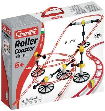 quercetti-skyrail-mini-rail-rollercoaster-150-pc-marble-run-with-26-feet-of-track-building-fun-incor