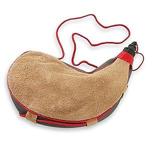 Amazon.com | Epic Products Leather Bota Bag Flask, 10-Inch: Alcohol