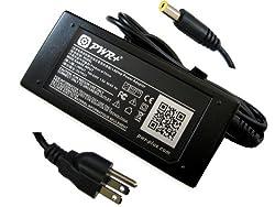 Pwr+ Ac Adapter for Toshiba Satellite C855d C855d-s5100 C855d-s5302 C855d-s5303 C855d-s5339 C855d-s5357 ; P845t P845t-s4305 ; U845 U845-s404 ; U925t U925t-s2300 ; U945 U945-s4390 Ultrabook 45 Watt Charger