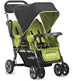 Joovy Caboose Too Ultralight Tandem Stroller, Greenie