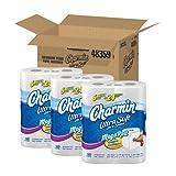 Charmin Ultra Soft, Mega Rolls, 6 Count Packs (Pack of 3) 18 Total Rolls ~ Charmin