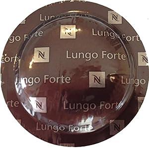 Nespresso Pro Capsules Pods - 50x Lungo Forte - Original - for commercial machines