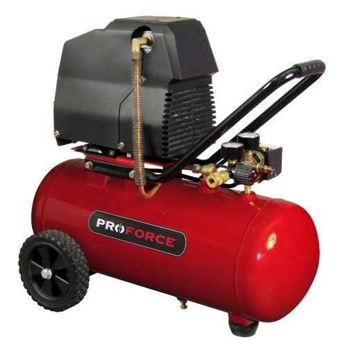 Pro-Force VPF1580719 7-Gallon Oil Free Air Compressor with Kit