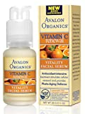 AVALON ORGANICS, Vitamin C Vitality Facial Serum - 1 oz