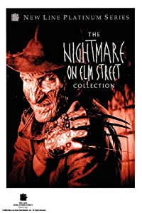 The Nightmare On Elm Street Collection Line Platinum Series from New Line Home Video