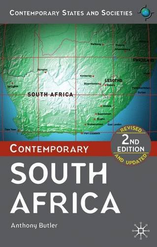 Contemporary South Africa (Contemporary States and Societies Series)
