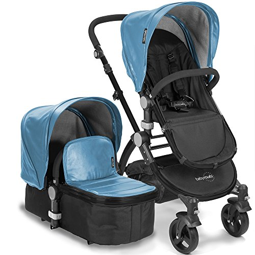 babyroues Letour Lux IIB Stroller, Blue