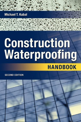 Construction Waterproofing Handbook - McGraw-Hill Professional - 0071489738 - ISBN:0071489738