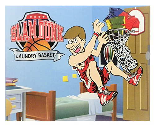 slam dunk and hook Bonus section  basketball from the beginning of time founding of b-ball james naismith, a medical doctor who had a keen interest in philosophy and clean living, invented basketball.
