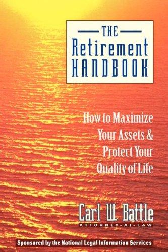 The Retirement Handbook, Battle, Carl W.