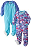 Gerber Baby-Girls Infant 2 Pack Blanket Sleepers