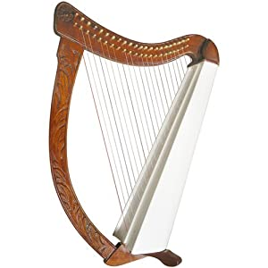 Troubadour Harp