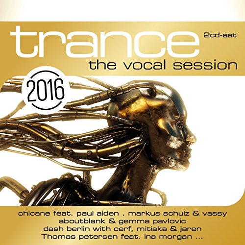 CD : Various Artists - Trance: Vocal Session 2016 / Various (Jewel Case Packaging, 2PC)