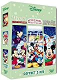 echange, troc Mickey, il était une fois Noël + Fêtez Noël avec Mickey et ses amis + Mickey - Noël sous la neige