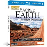 Sacred Earth (Blu-ray & DVD Combo Pack - As Seen on Public Television)