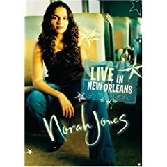 Norah Jones - Live in New Orleans (Zone USA) - DVD