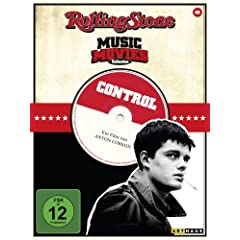 CONTROL (DVD) als Rolling Stone Music Movie