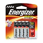 Energizer MAX AAA Batteries, Designed...