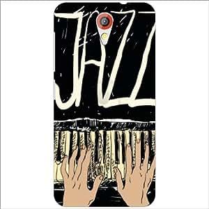 HTC Desire 620 Back Cover - Jazz Designer Cases