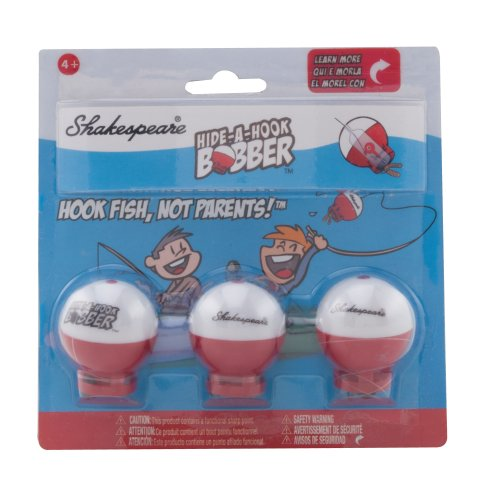 Shakespeare Hide-A-Hook Bobber Terminal Tackle Floats