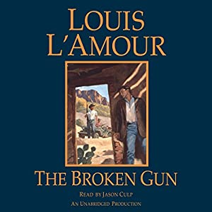 The Broken Gun Audiobook
