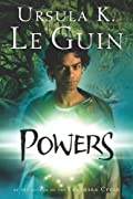 Powers (Annals of the Western Shore) by Ursula K. Le Guin cover image