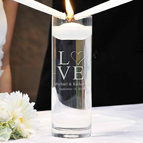 Concepts Love Collection Modern Love Unity Candle