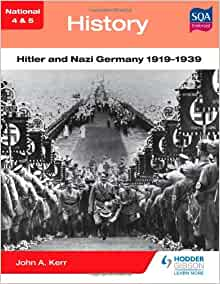 the nazis and germany 1919 45 history Adolf hitler was born in the austrian town of braunau-am-inn on 20th april 1889 the town was close to the austro-german border and his father, alois, worked as a border control clerk his mother, klara, was a housekeeper as a child he got on very well with his mother but he didn't get on well.