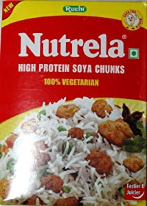 Nutrela High Protein Soya Chunks