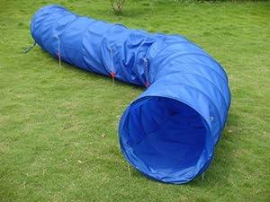 500x60cm nylon spieltunnel f r hunde agilitytunnel agility tunnel hundetunnel spiel tunnel. Black Bedroom Furniture Sets. Home Design Ideas