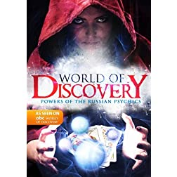 World Of Discovery - Powers of the Russian Psychics (Amazon.com Exclusive)