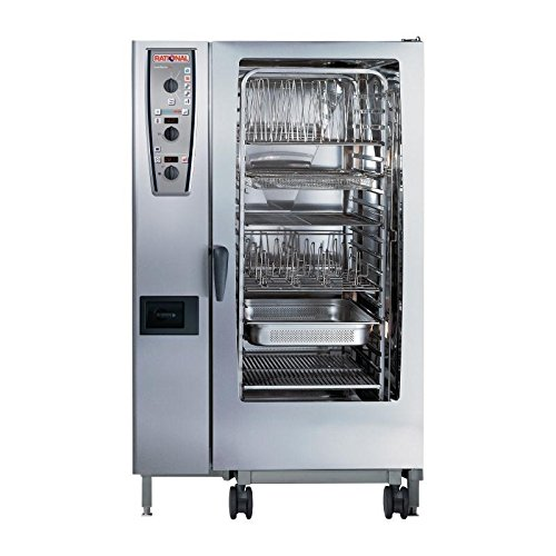 Rational Heavy Duty Combimaster Oven 202 Electric Commercial Kitchen Restaurant Cafe